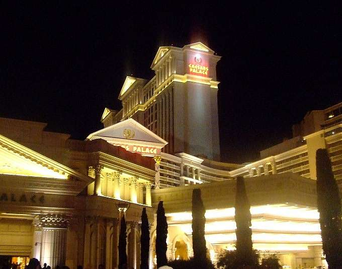 Ceasars Palace, Las Vegas - January 2010